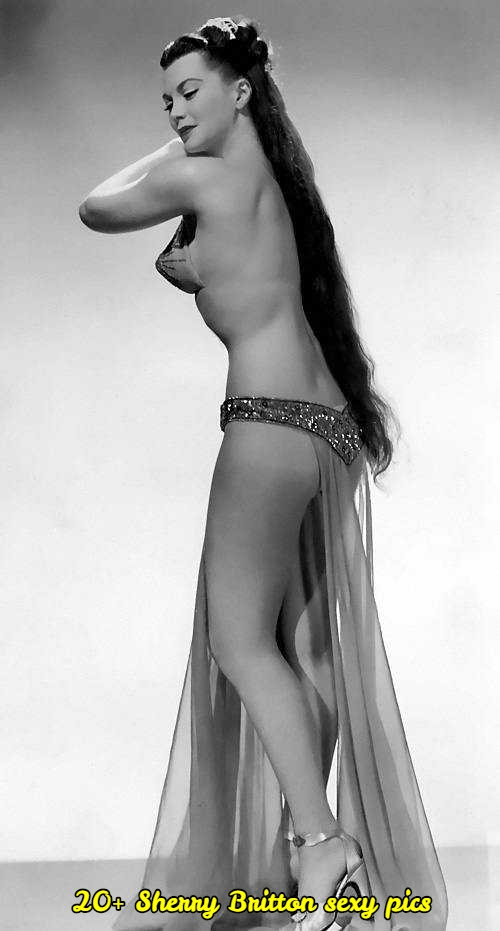 Sherry Britton sexy ass pic