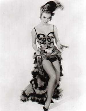 Shirley Eaton bare feet