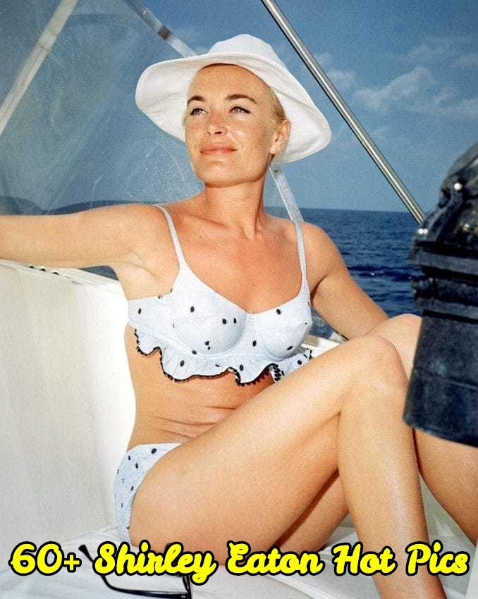Shirley Eaton hot pics