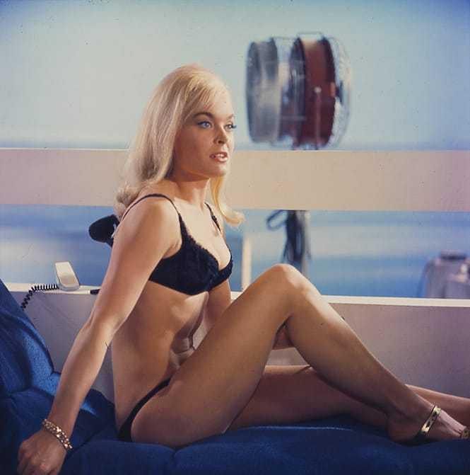 Shirley Eaton stunning
