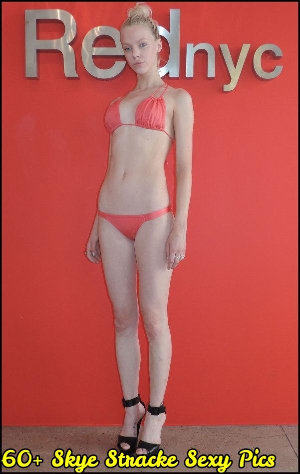 Skye Stracke lingerie