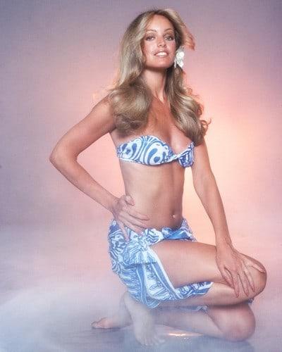 Susan Anton hot bikini