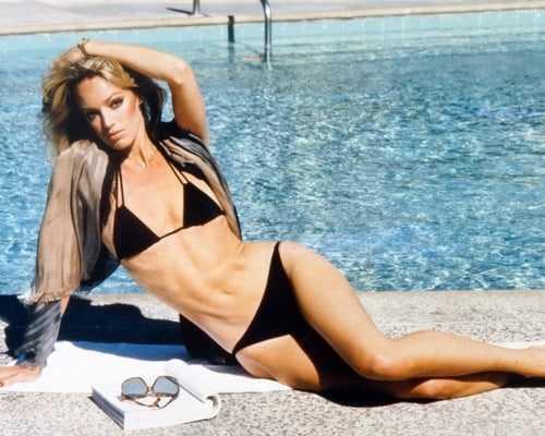 Susan Anton swimsuit