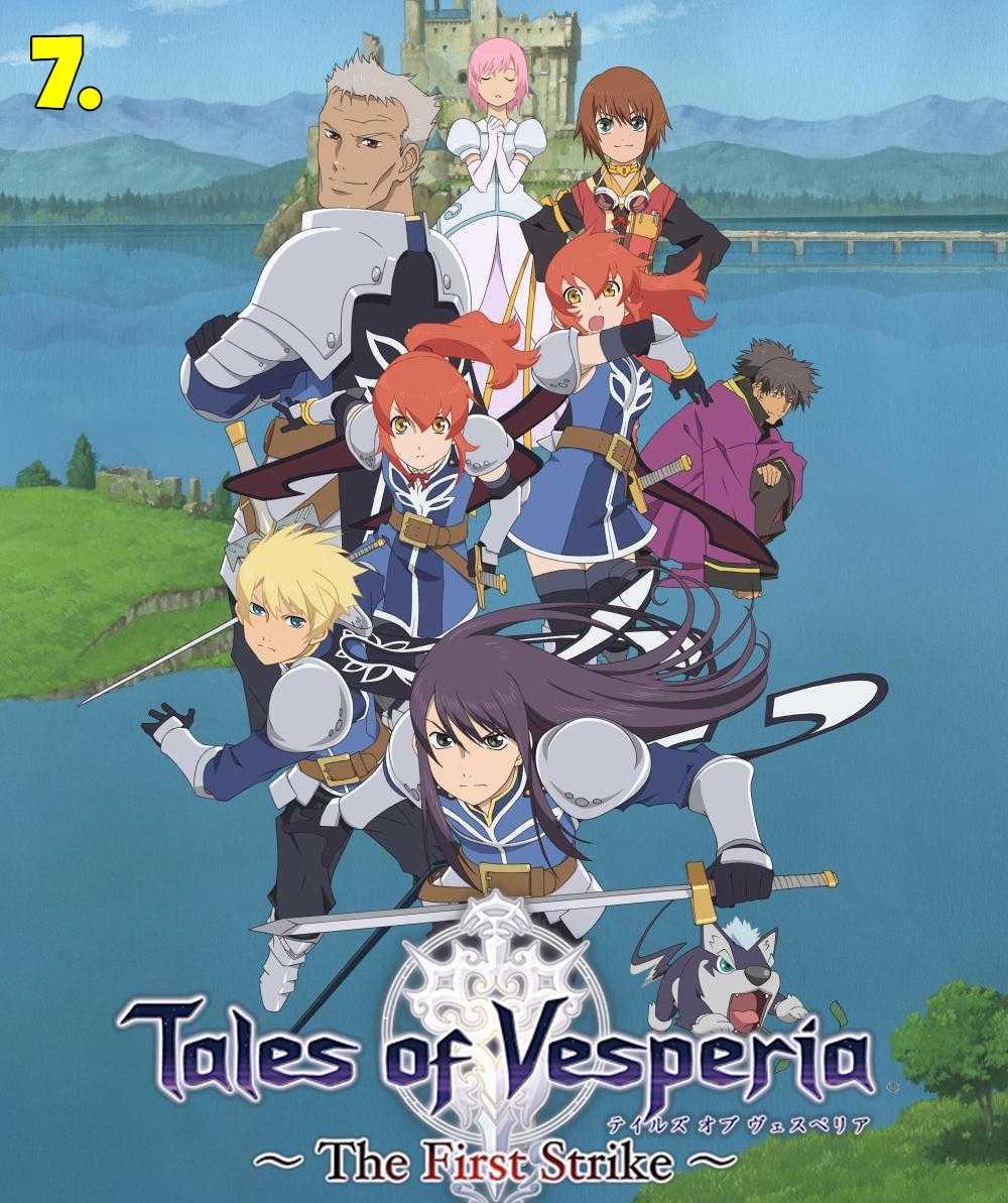 Tales of Vesperia, The First Strike