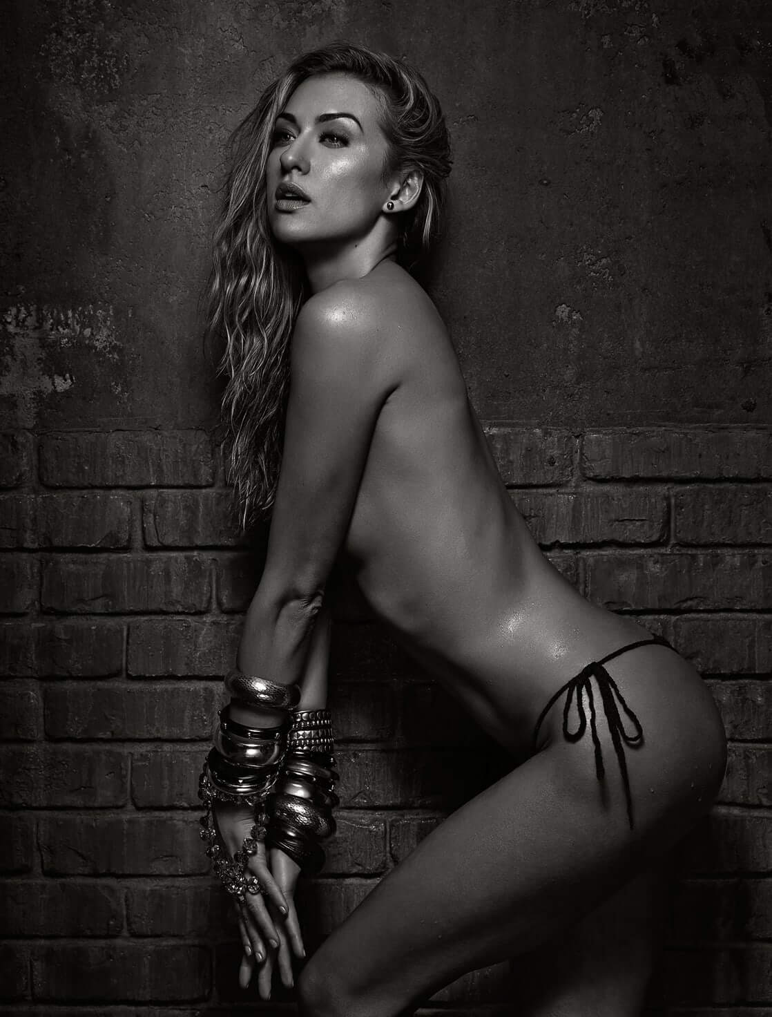 Tasya Teles topless