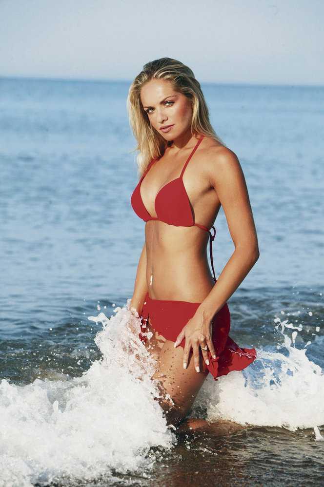 Tatána Kucharová sexy bikini