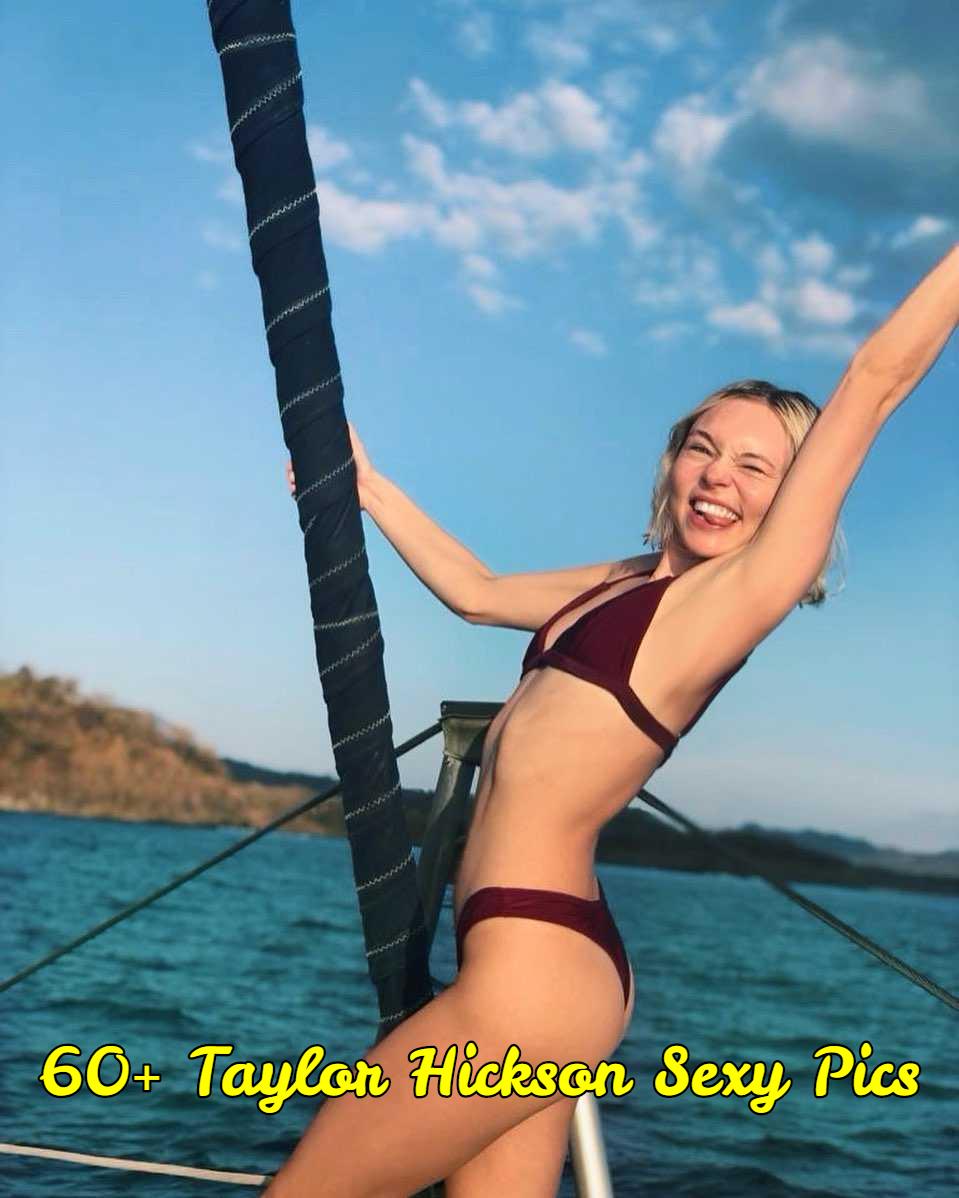 Taylor Hickson hot bikini