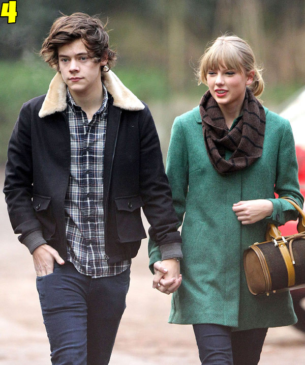 Taylor Swift And Harry Styles Dating