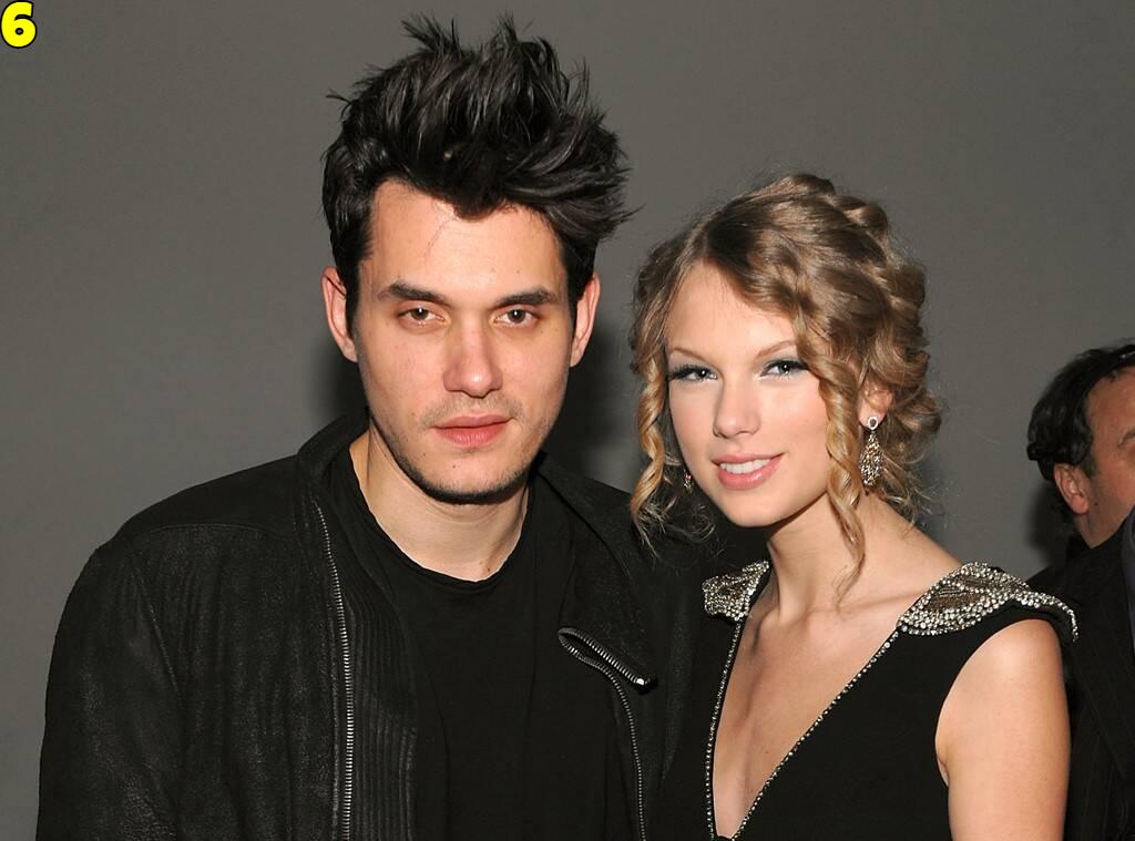 Taylor Swift And John Mayer Dating