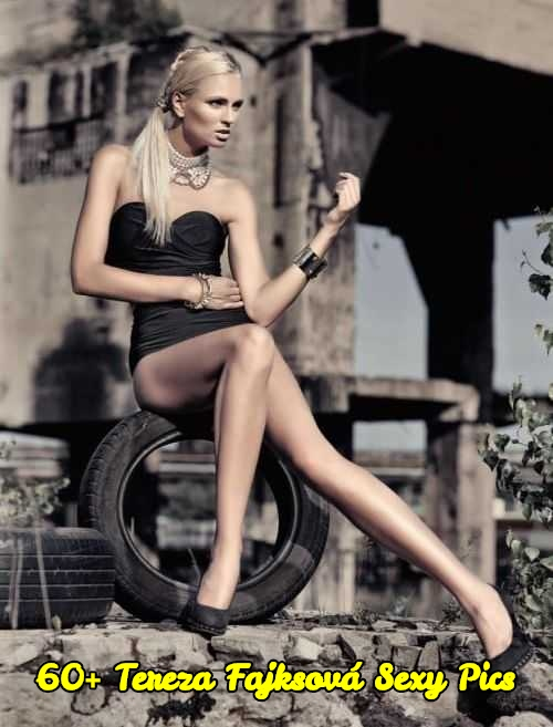 Tereza Fajksová sexy pics