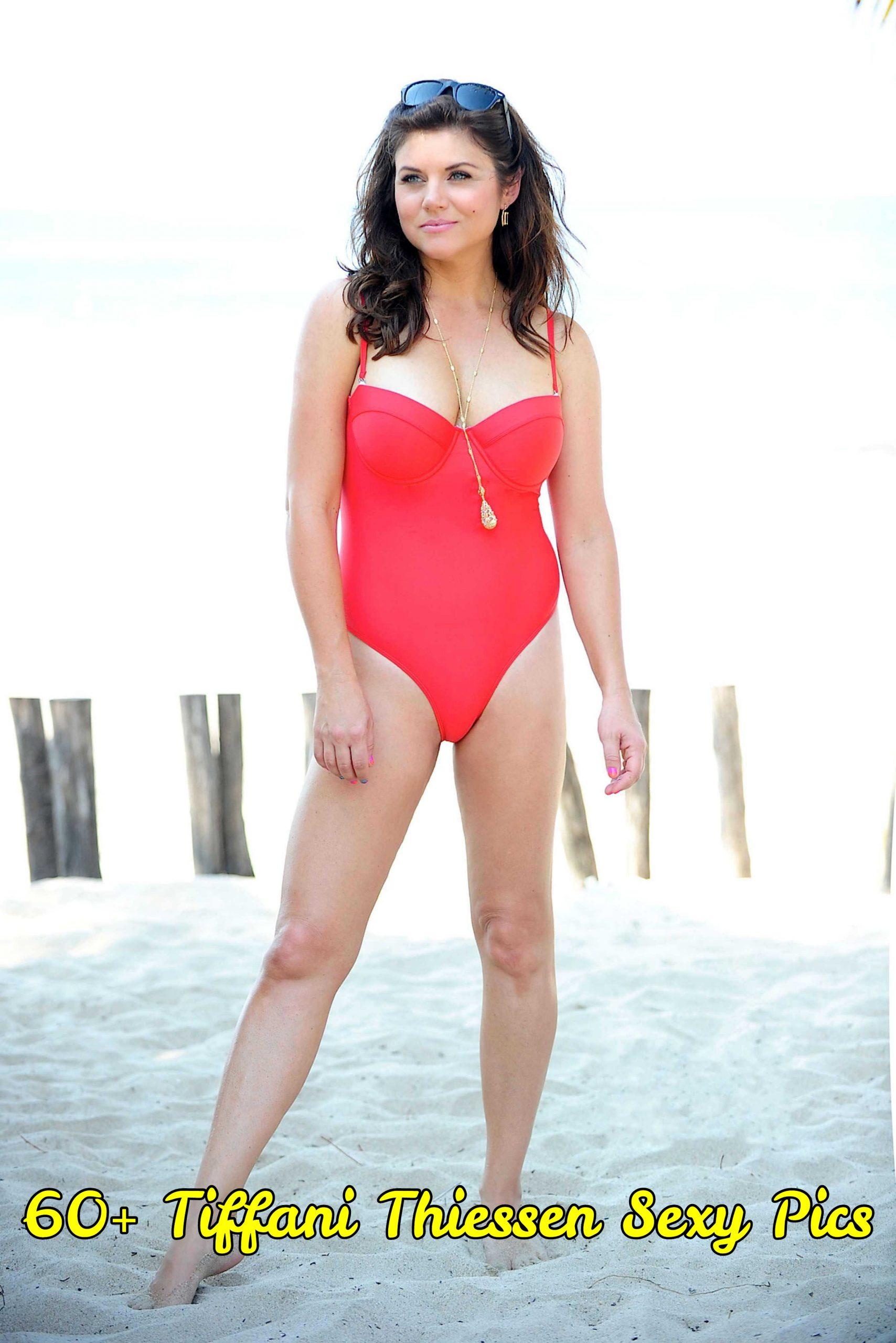 Tiffani Thiessen sexy pics