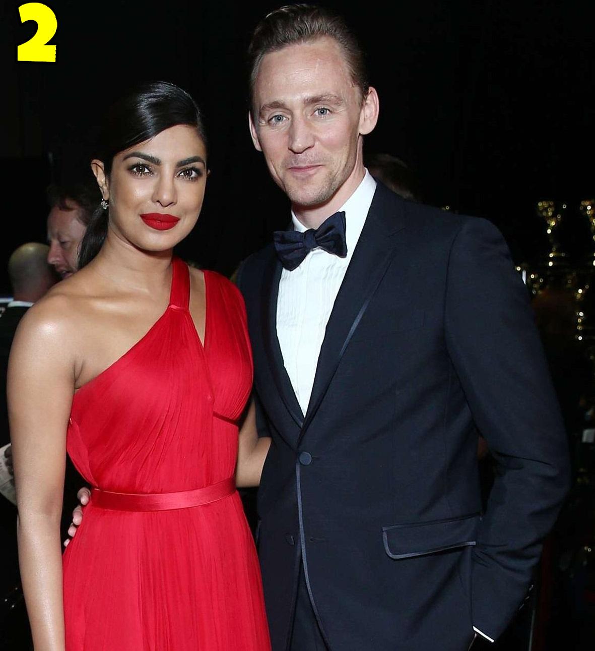 Tom Hiddleston And Priyanka Chopra Dating