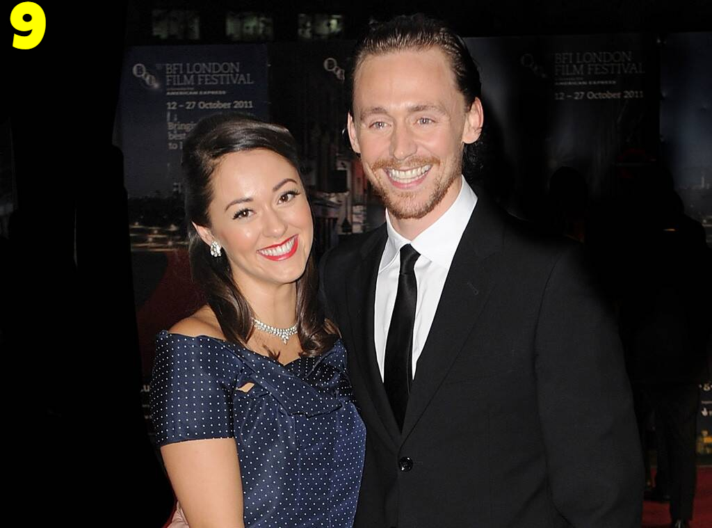 Tom Hiddleston And Susannah Fielding Dating