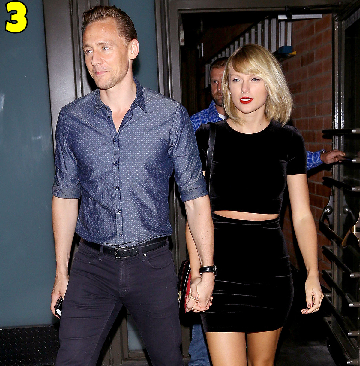 Tom Hiddleston And Taylor Swift Dating
