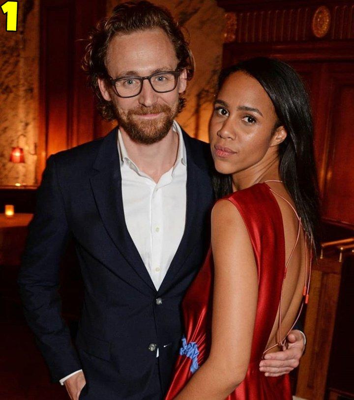 Tom Hiddleston And Zawe Ashton Dating