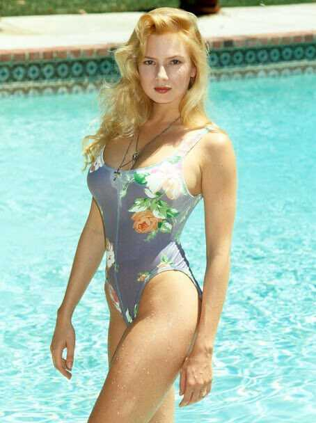 Traci Lords swimsuit