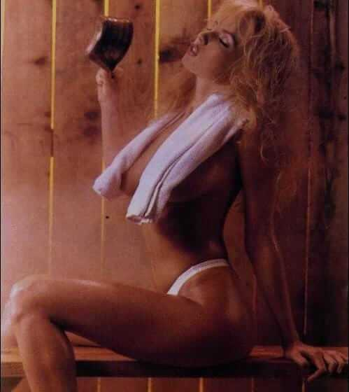 Traci Lords topless