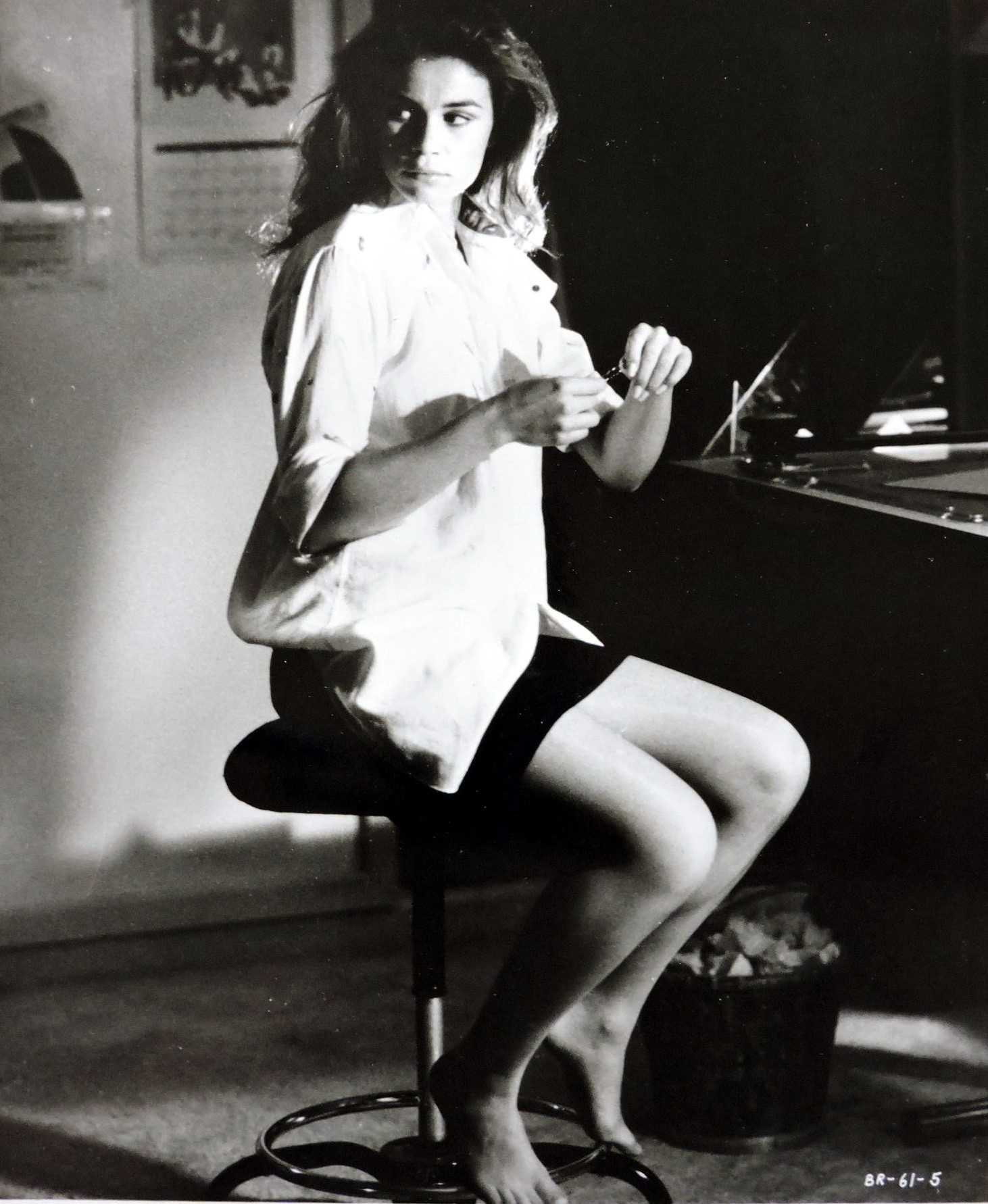 Valérie Kaprisky beautiful