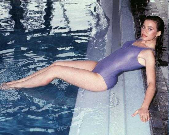 Valérie Kaprisky swimsuit