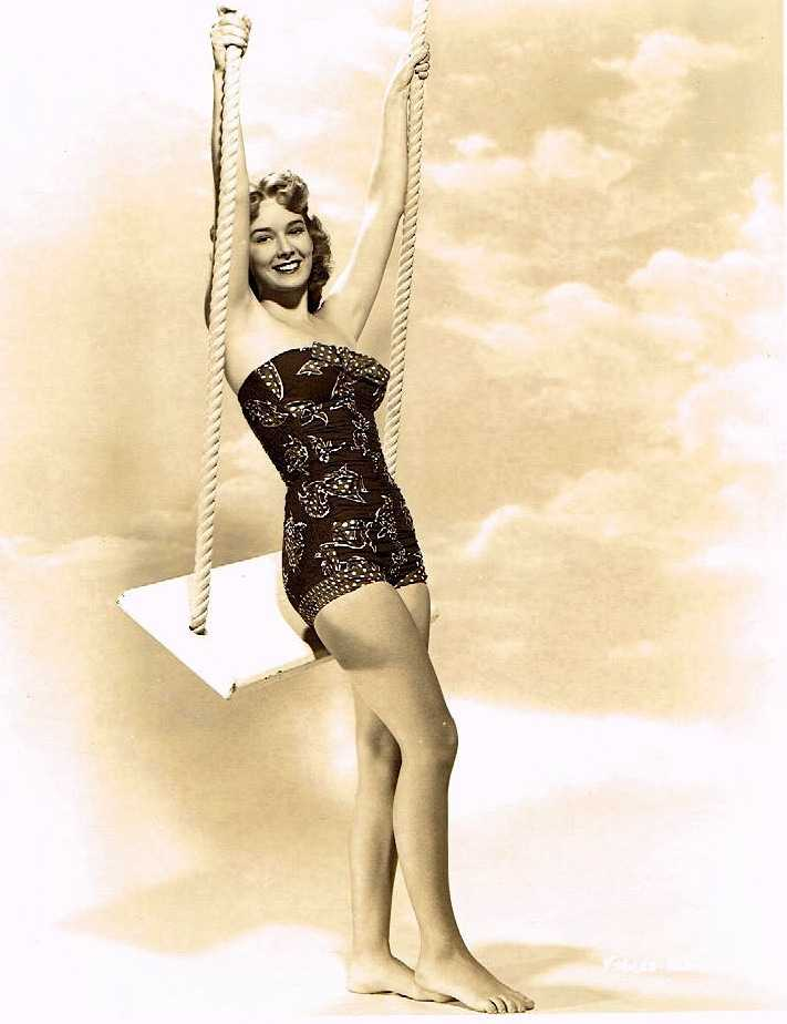 Vera Miles dress