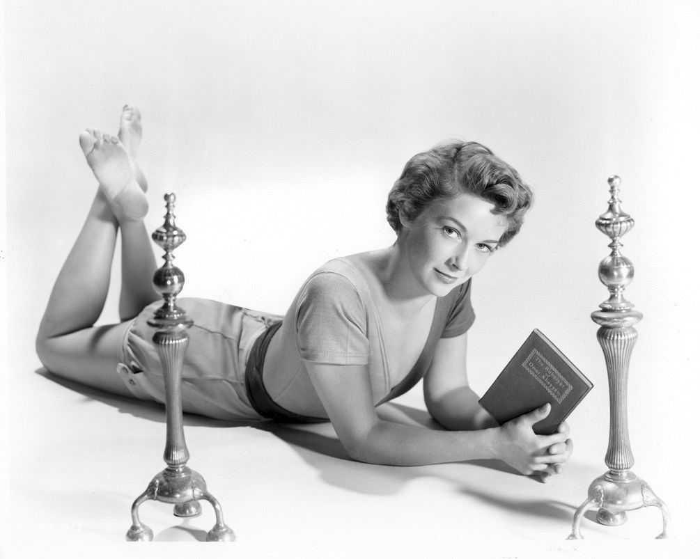Vera Miles hot