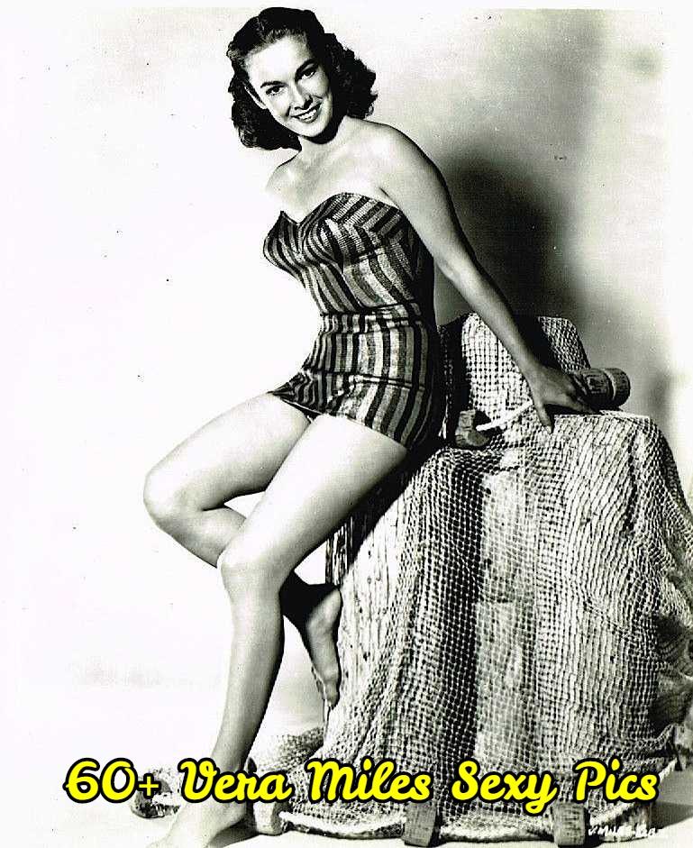 Vera Miles legs