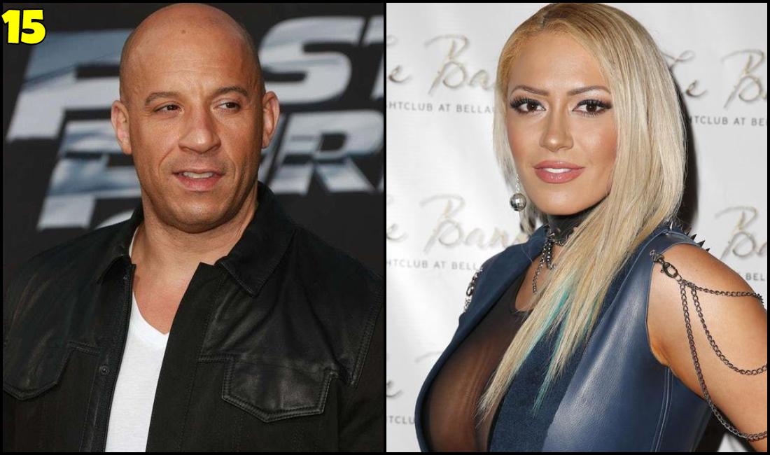 Vin Diesel And Kaya Jones Dating (1)
