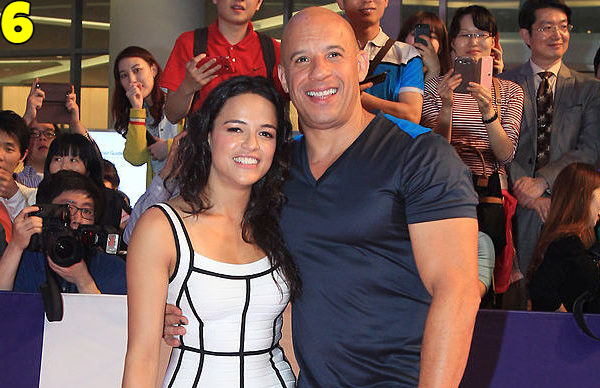 Vin Diesel And Michelle Rodriquez Dating