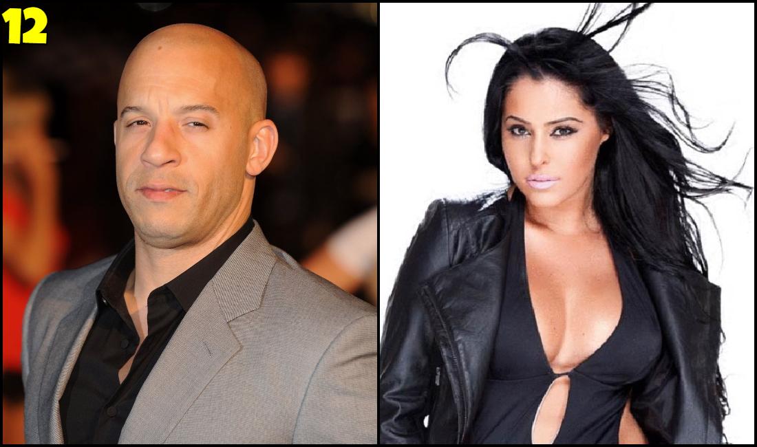 Vin Diesel And Myla Sinanaj Dating