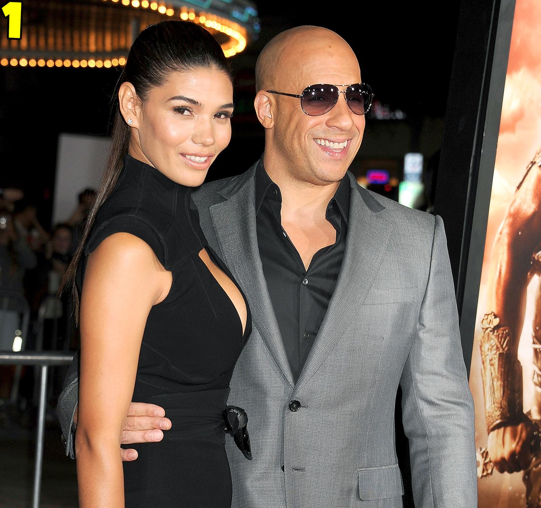 Vin Diesel And Paloma Jimenez Dating