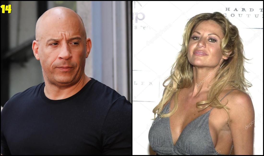 Vin Diesel And michelle ruben Dating (1)
