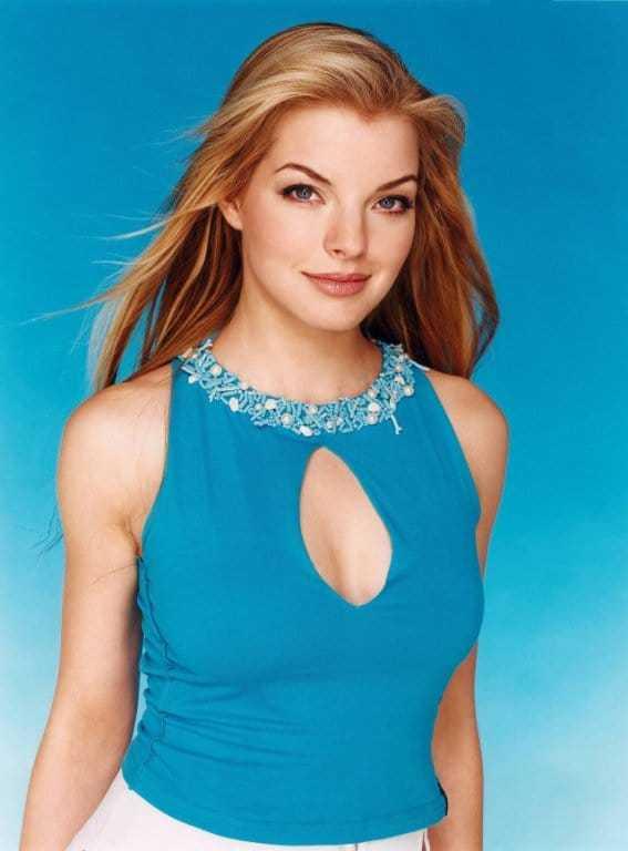 Yvonne Catterfeld hot look (2)