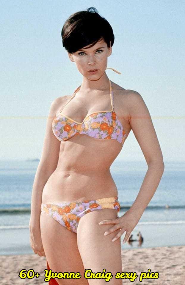 Yvonne Craig hot bikini pictures