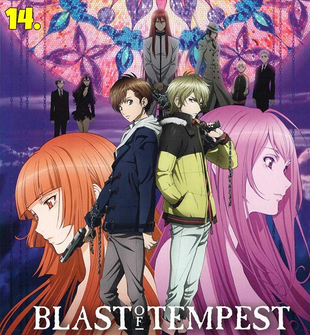 Zetsen no Tempest (Blast of Tempest)