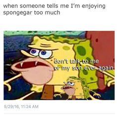 animated SpongeGar memes