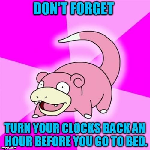 comical Slowpoke memes
