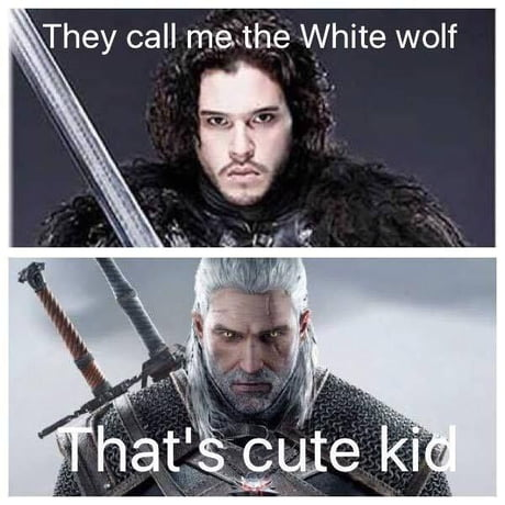 comical Witcher Memes