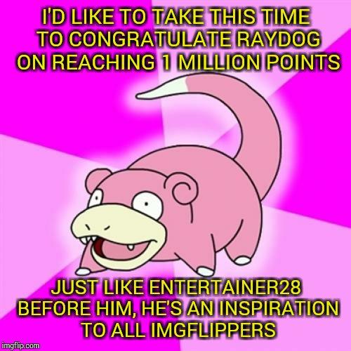 high-spirited Slowpoke memes