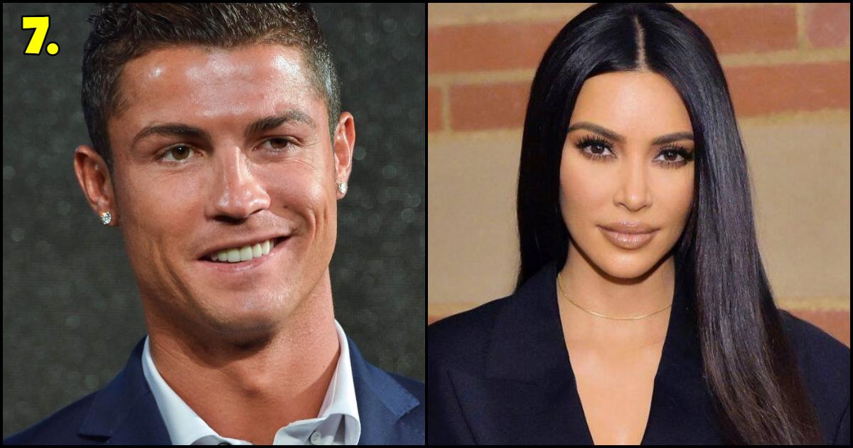 kim kardashian And cristiano ronaldo Dating