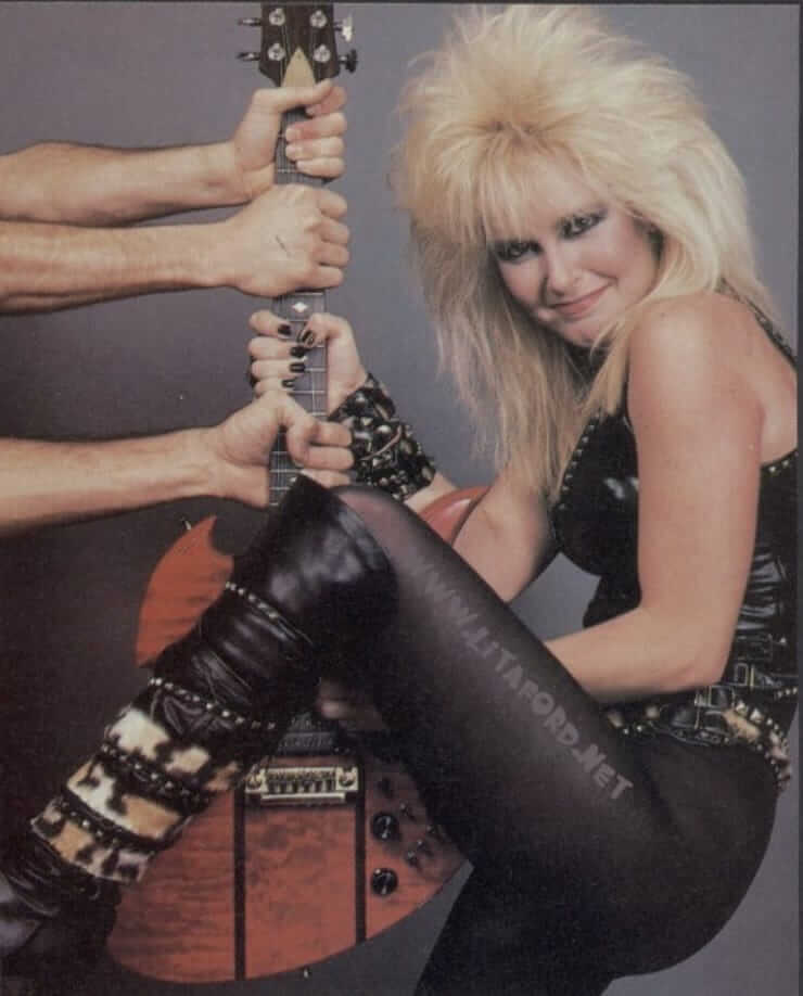 lita ford young