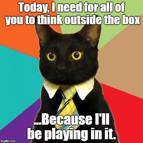 lively Business Cat memes