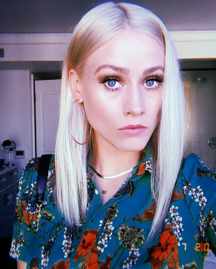 olivia taylor dudley blonde hair