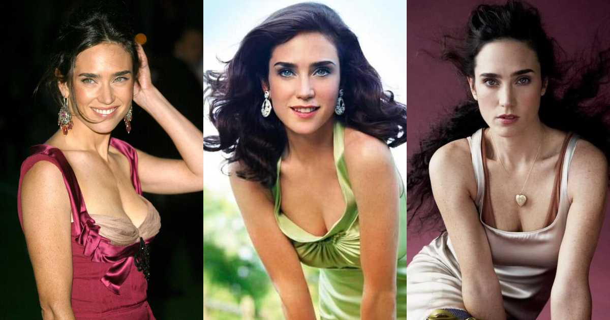 61 Jennifer Connelly Sexy Pictures Which Are Incredibly Bewitching
