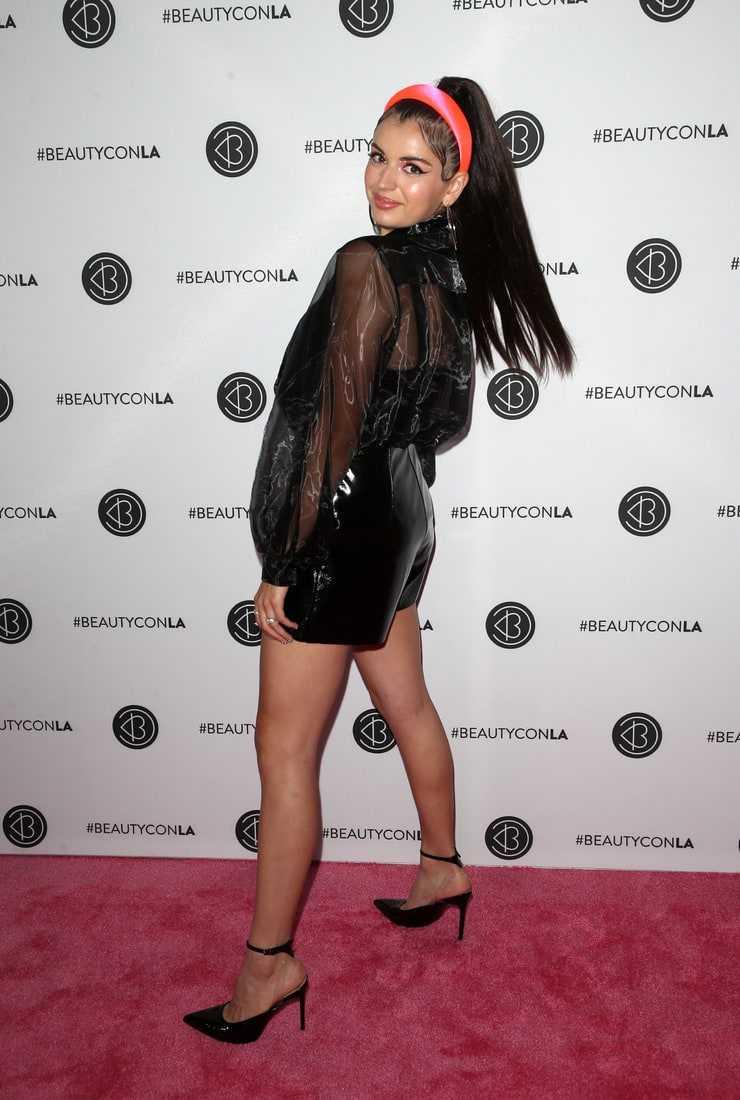 rebecca black butt