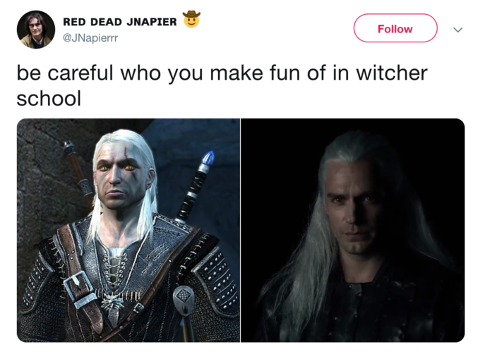 110 Witcher Memes Based On The Ongoing Netflix Series Geeks On