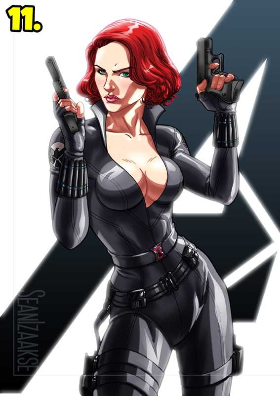11. Black Widow (1)