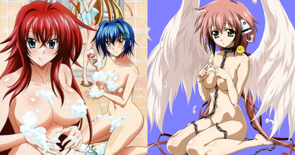15 Best Oppai Anime of All Time