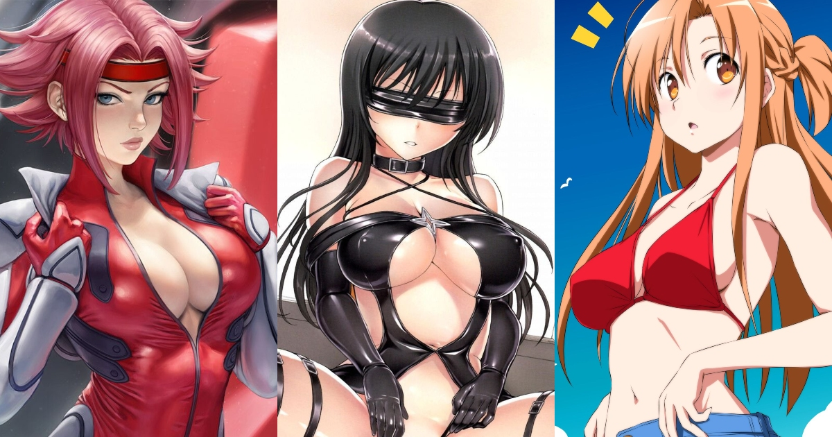 15 Sexiest Anime Girls In Bondage And BDSM