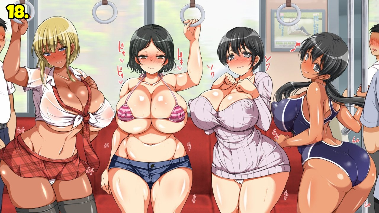 18. Yareruko! Densha Ecchi (1)