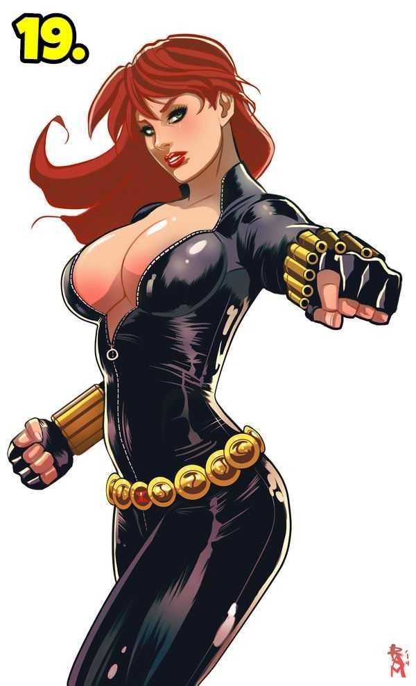 19. Black Widow (1)